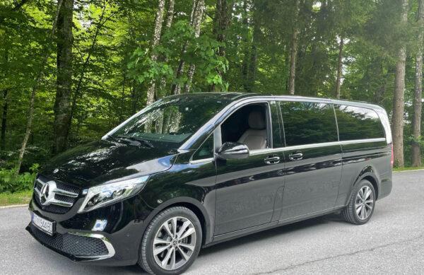Private krka mini bus