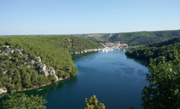 Krka waterfalls tour from Split
