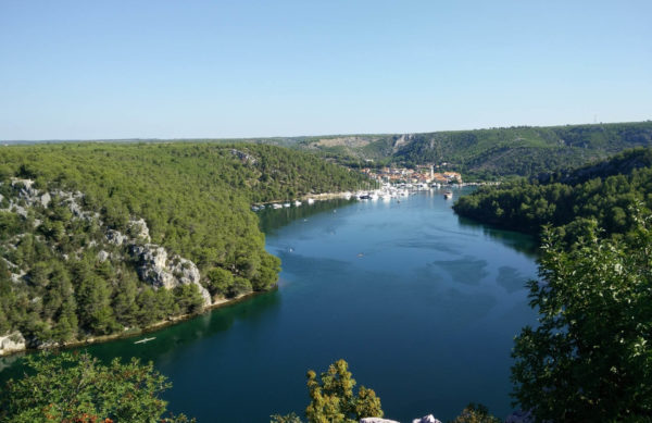 Krka waterfalls tour from Split