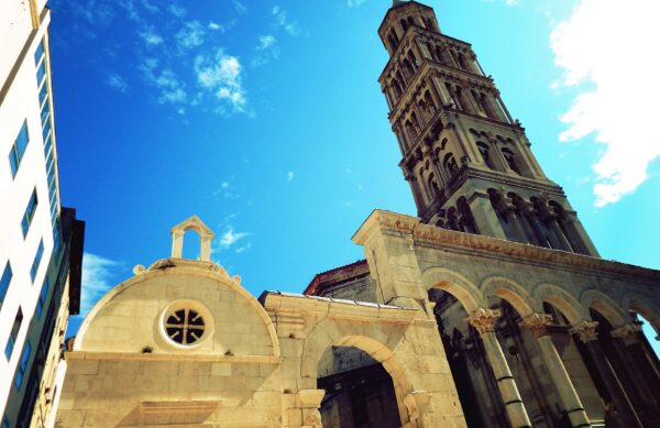 Diocletian palace Split tour