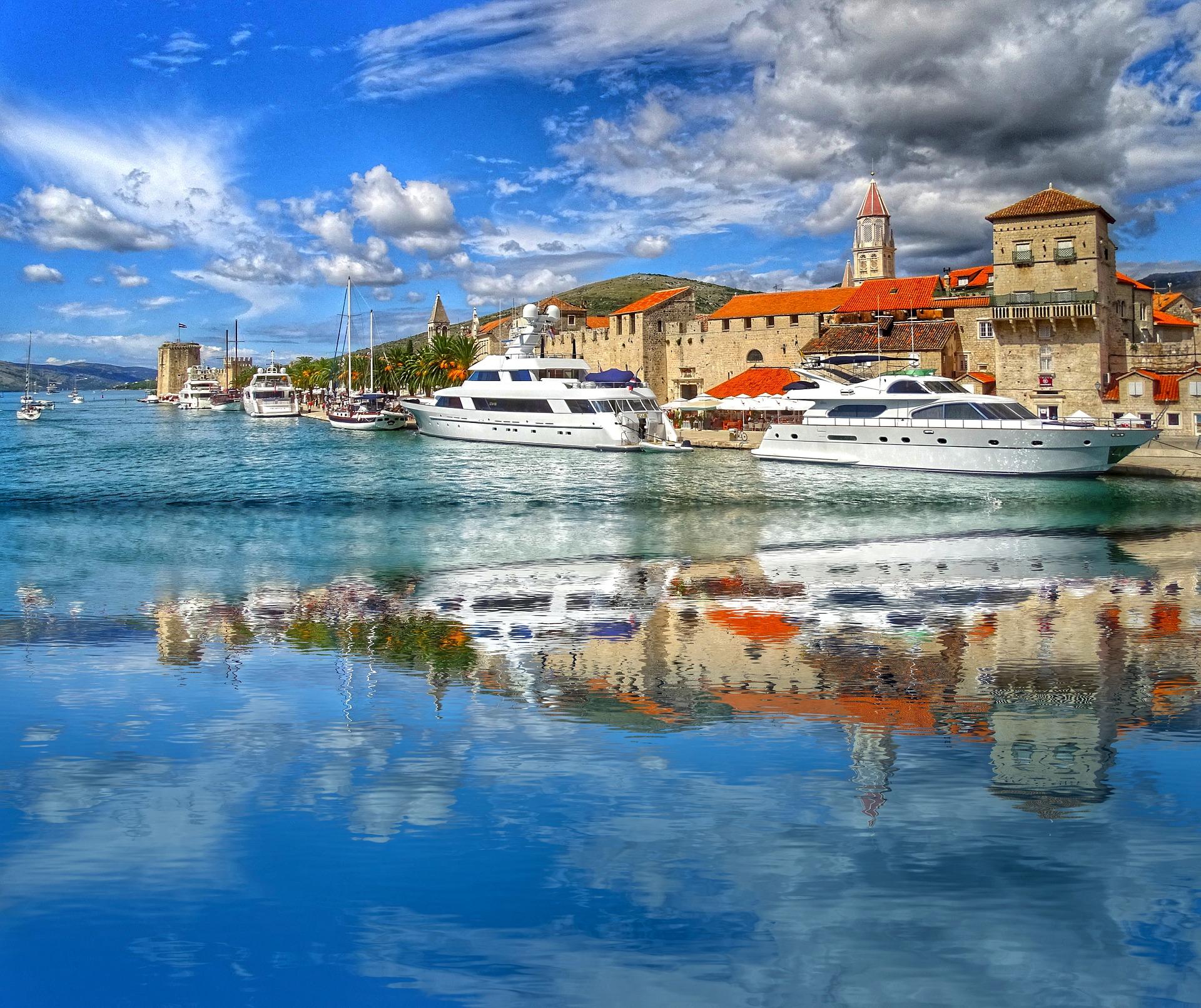 Trogir Near Split