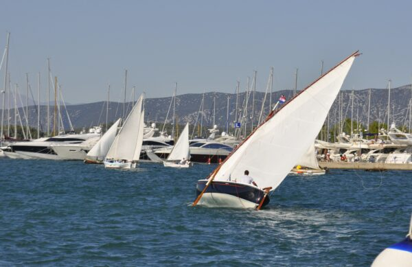 Murter boats day tour