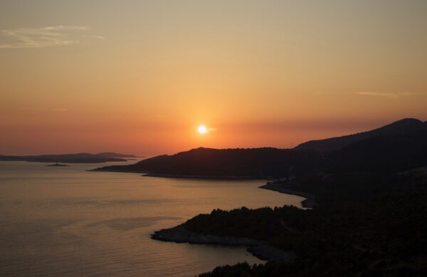 Hvar Pakleni islands tour sunset tour