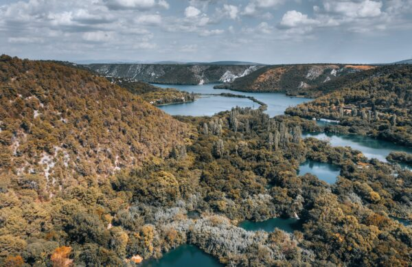 best of krka from the air