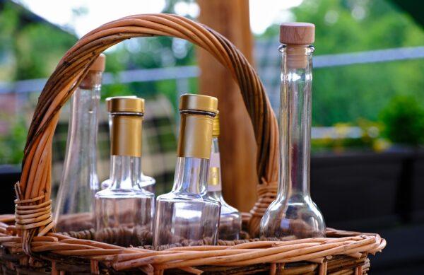 liquors souvenirs from dalmatia